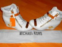 Sneakers Michael Kors /France /logo auriu -nr 36 37 38 39