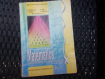 Matematica, trunchi comun si curriculul diferentiat - manual