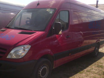 Transport marfa cu mecedes sprinter 3 .5 tone.