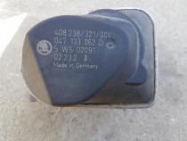 Clapeta acceleratie Skoda Fabia, 1 4i, 2003, cod 047133062D
