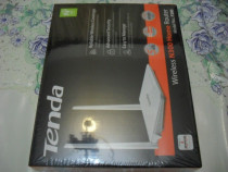 TENDA F300, Wireless Home Router, 4 porturi, nou, la cutie,