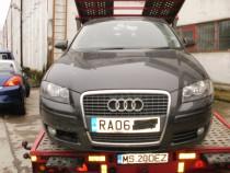 Dezmembrez Audi A3 8P, 2.0tdi, cod motor BKD, an 2006, combi