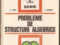 C.Nita-Probleme de structuri algebrice