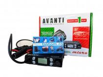 Statie Radio CB AVANTI Micro 4W Autosquelch * Editie 2021 *