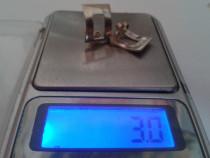 Cercei argint marcaţi 925