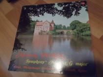 Vinil -Antonin Dvorak - Simphony no 8 in G major, Slovak Phi