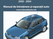 Manual reparatii Audi A3 1.9 TDI 2000-2004