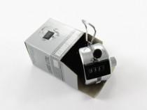 Contor de mana -numarator mecanic –clicker -din metal- nou