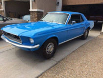 Ford Mustang 1968 auto epoca