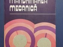 Mandrinarea mecanica - A. Pavel / R5P5S