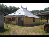 Casa, moara de porumb, grădina și alte anexe, Central