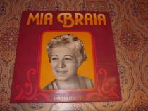 Vinil de colectie-Mia Braia -Romante II