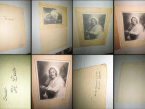 Foto mireasa-Studio Louckx, perioada 1900, maxim interbelica