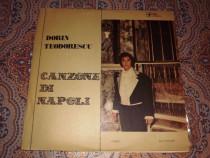 Vinil de colectie-Dorin Teodorescu-Canzone Di Napoli