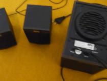 Amplificator 7w cu 3 difuzoare