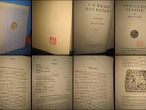 6324-I- Carte veche-Wiliam Cohn-Tratat Sculptura India 1923.