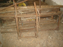 Rampa instalatie de erbicidat cu latimea de 12 m