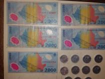 Monede si bancnote eclipsa 1999