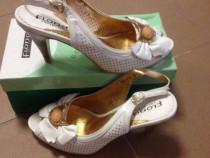 Sandale piele noi