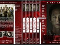 The Walking Dead Invazia zombi 2010 7 sezoane DVD