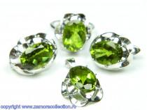 Set bijuterii argint rodiat zultanite Model ST207233