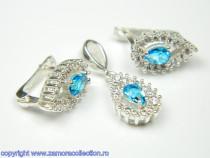 Set bijuterii argint Model ST579001