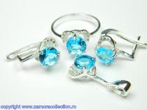 Set bijuterii argint Model ST320091