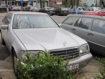 Mercedes S350 turbo diesel