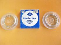 6672-Set 2 buc. Lentile Filtru AGFA Natharix Linse-3.5cm.