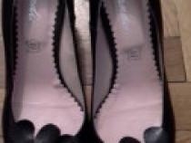 Pantofi negri Italia 37