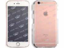 Iphone 6 6S 7 8 Folie Clara Full Fata Spate Rama Laterala