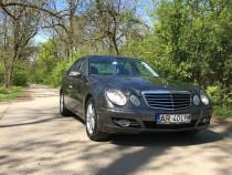 Mercedes E320 Avantgarde Facelift