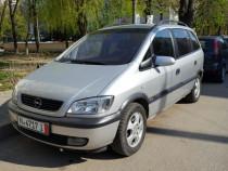 Opel zafira 7 locuri impecabil 2002 benzina 1.8..125 cp