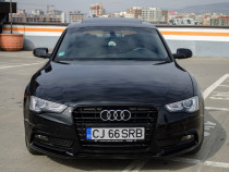 Audi a5 2.0 tdi exclusive, trapa, full