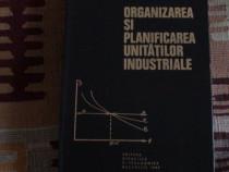 Carte - organizarea si planificarea unitatilor industriale