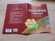 Romania - Atlas geografic scolar - Ed. Corint