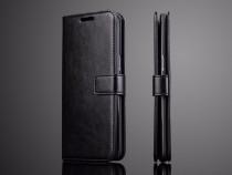 Husa piele fina SAMSUNG GALAXY S8, tip portofel suport card