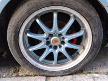 Jante Aliaj cu buza WolfRace 17inch Audi vw Mercedes 5x112