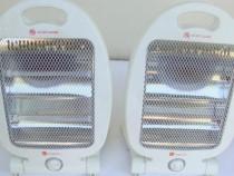 (Defecte) Radiatoare electrice cu halogen