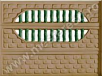 Garduri din Beton Troian 7 - transport gratuit in tara