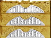 Gard beton Dacic 5 - transport gratuit in tara