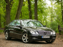 Mercedes e klasse facelift e320 4x4 perne de aer avantgarde