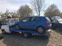 Dezmembrez dezmembrari piese auto VW Golf 5 1.6 FSI 115cp