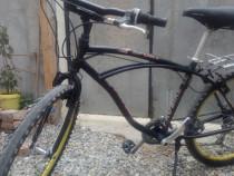 "Bicicleta aluminiu 26"""