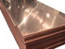 Tabla cupru 0.5×1000×2000mm coala foaie placa aluminiu inox