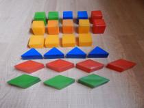Set forme de construit geometrice URSS '70