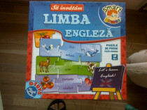 Puzzle limba engleza