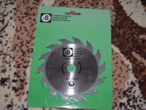 Pânză circular VS carburi metalice 128mm 12/16mm Z=14