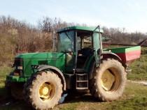 Tractor John Deere 6506