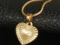 Lanturi cu zale unisex Steel Gold/ Silver Filled